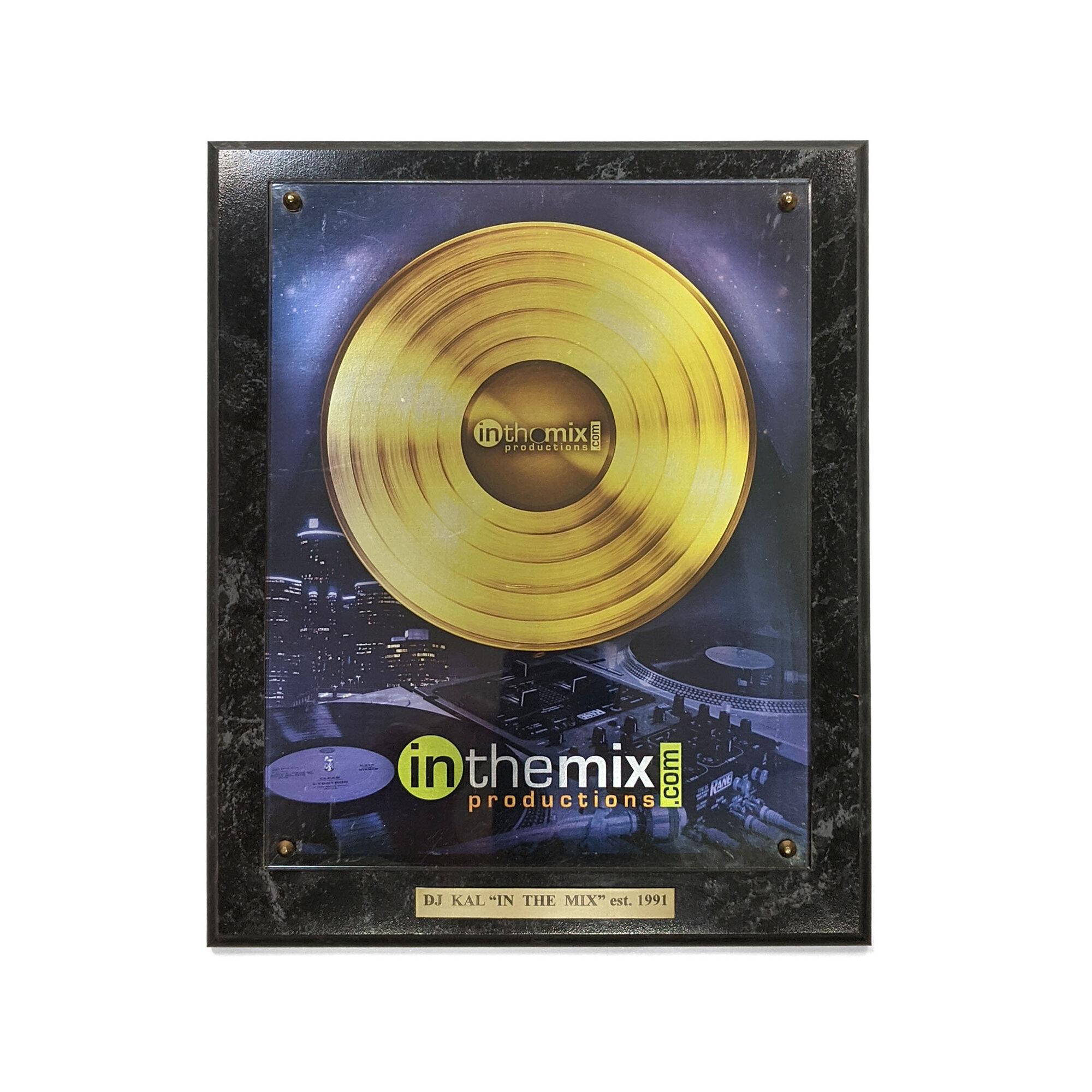 Award Plaque