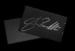 Foil Business Card