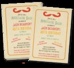 Announcement/Invite Cards